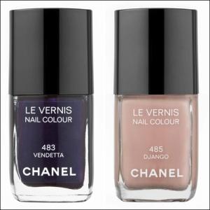 Bohemian Fantasy: Chanel 483 Vendetta e 485 Django