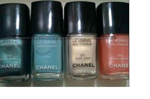 Chanel 515 Peche Nacree 2011 (2/4)