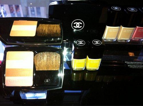 Chanel collezione Mimosa 2011