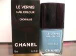 551 Coco Blue   Chanel Le Vernis