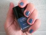 555 Blue Boy Chanel Le Vernis