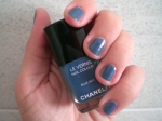 555 Blue Boy Chanel Le Vernis