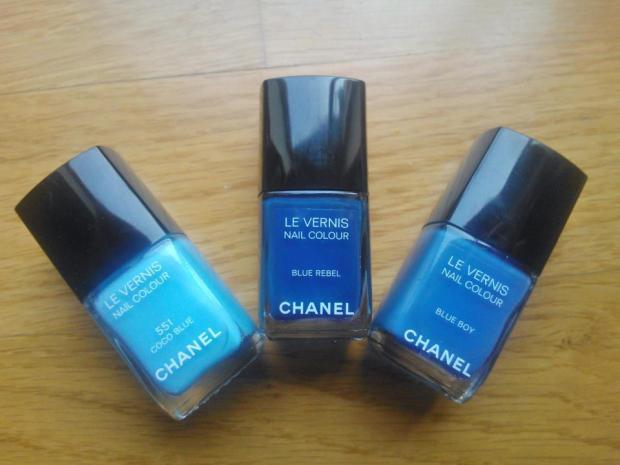 les jeans Chanel