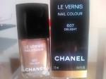 607 Delight Chanel Le Vernis