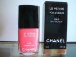 549 Distraction Chanel Le Vernis