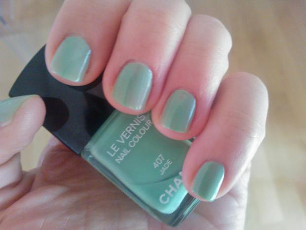 smalto Chanel JADE 407