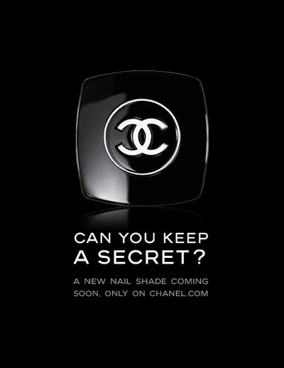 chanel secret nail polish