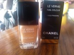 457 Gold Fingers Chanel Le Vernis