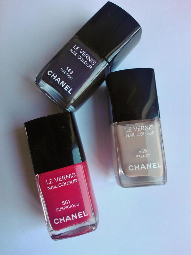Chanel Frenzy Suspicious Vertigo