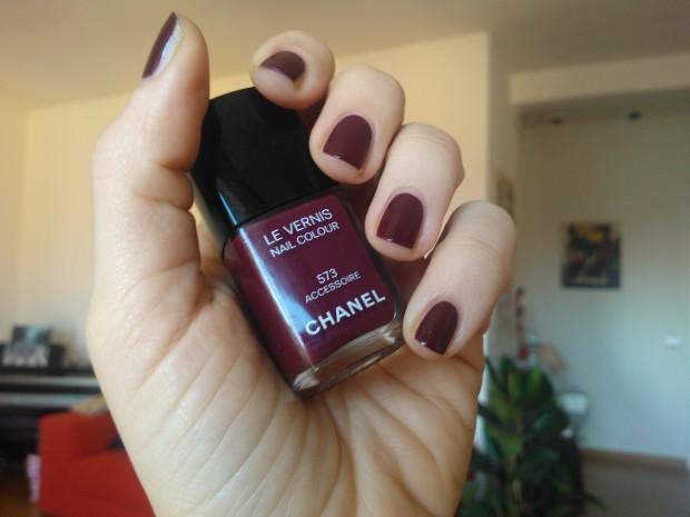 chanel spring nail polish