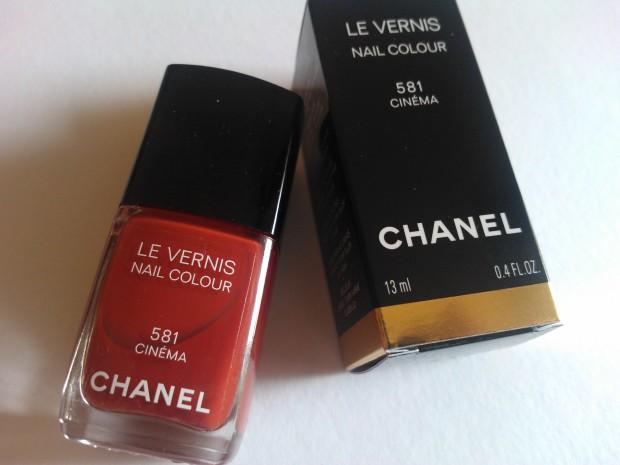 Chanel 581 Cinèma