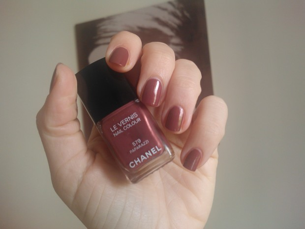 Chanel nail polish paparazzi