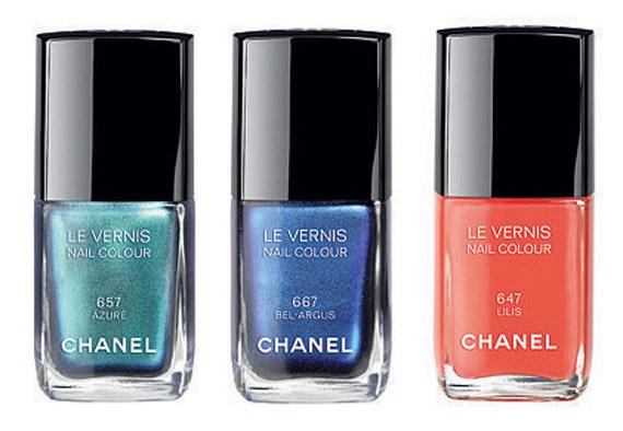Chanel Le vernis etè 2013