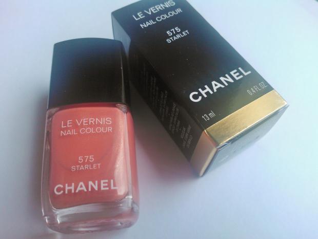 Chanel le vernis starlet 575