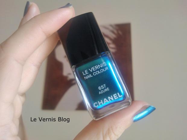 Chanel nail polish 657