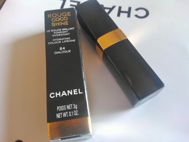 chanel rouge coco shine 84