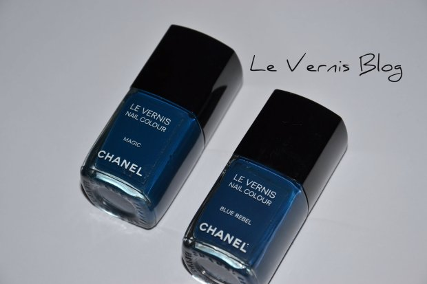 Chanel Magic Blue Rebel