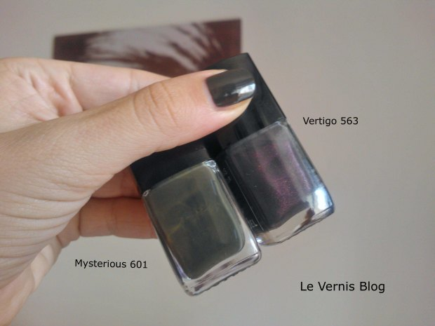 Chanel Vertigo Mysterious