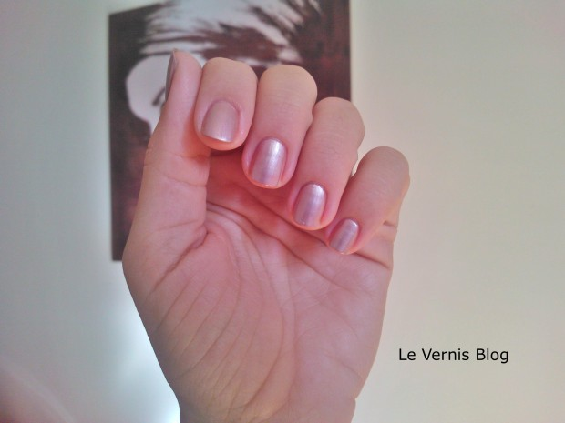 Smalto Chanel  Le Vernis Rose Moire 593