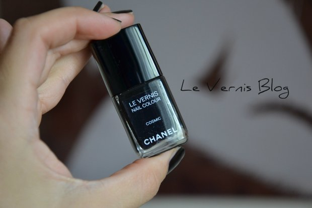 smalto chanel cosmic