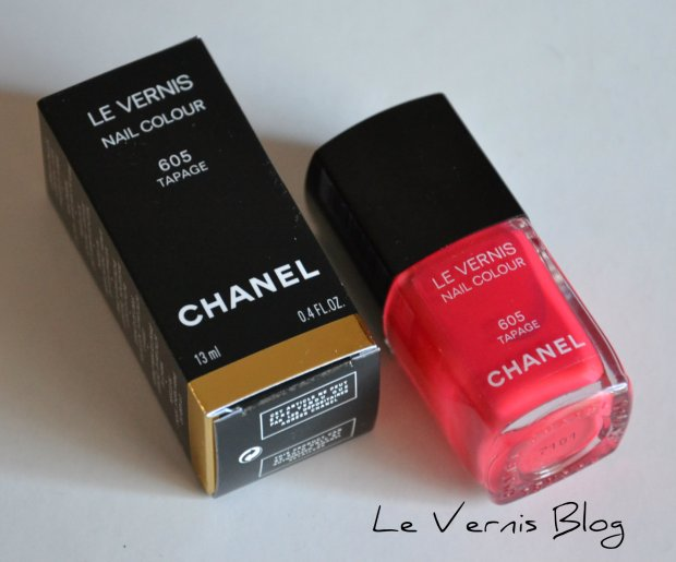 chanel 605 tapage