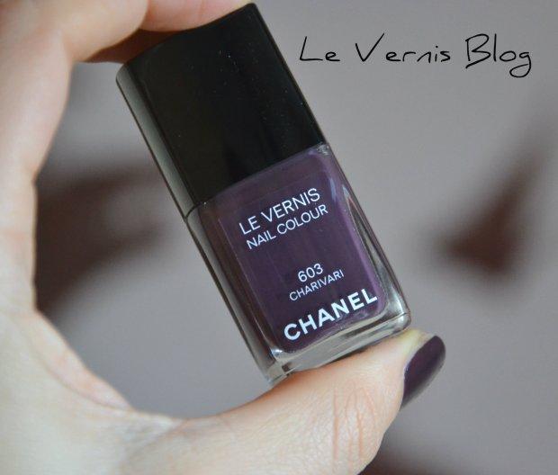 Chanel le vernis 603