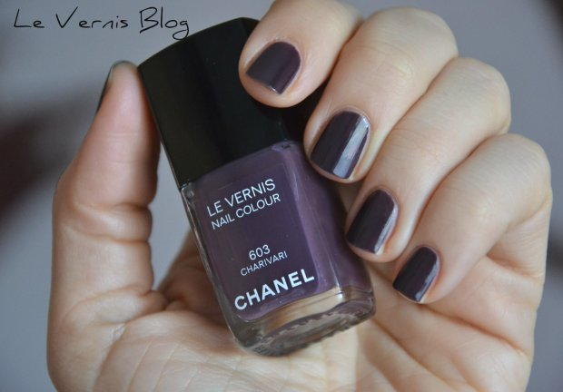 smalto chanel 603