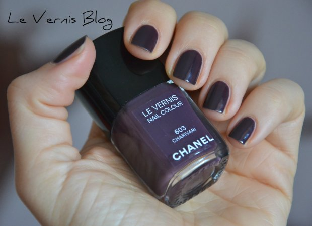 smalto chanel charivari