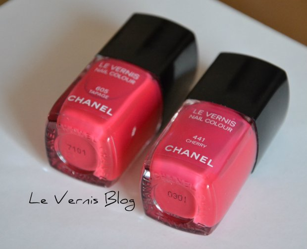 smalto chanel