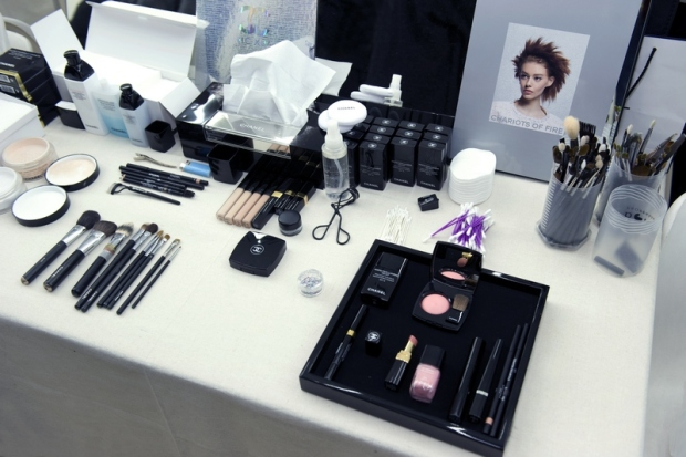 Chanel make up spring