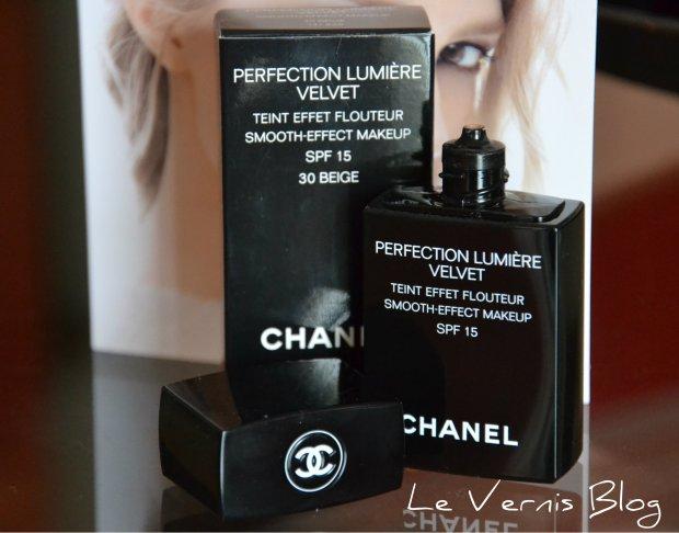 Chanel Lumiere Velvet