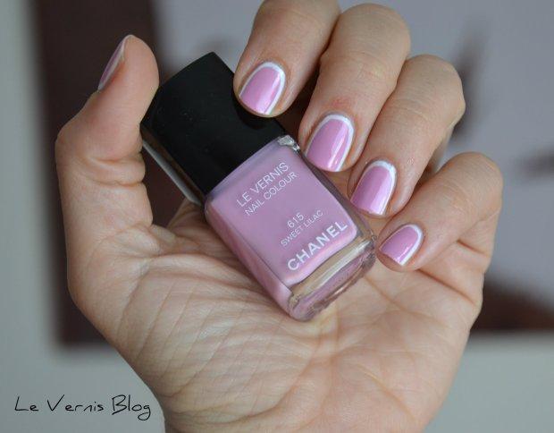 Chanel lilac