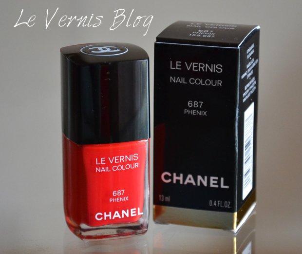 Chanel Phenix 687