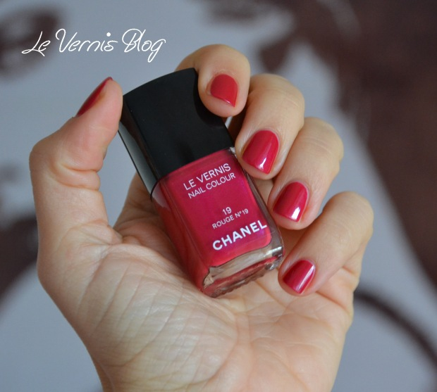 Chanellevernisrouge